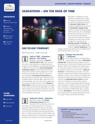 Canada Itineraries.pdf - Leisure Group Travel
