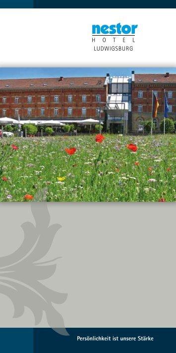 Persönlichkeit ist unsere Stärke LUDWIGSBURG - Nestor Hotels ...