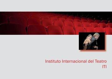 Instituto Internacional del Teatro ITI - International Theatre Institute