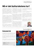Kulturtrøkk nr. 3 - Norsk kulturskoleråd - Page 3