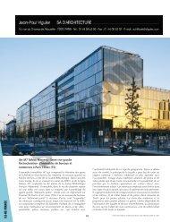 (94>99•SAHUC & KATCHOURA--IDF10-6345:Mise ... - L'Architecture