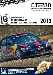 Infofolder ORM 2013 (.pdf) - Rallye-OEM.at