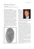 DNA-registrering av hele befolkningen - Bioteknologinemnda - Page 5