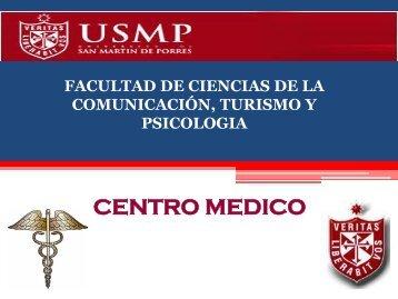 CENTRO MEDICO - Universidad de San Martín de Porres