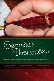 Sermões & Ilustrações - Livros evangélicos