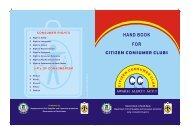 English version - Civil Supplies and Consumer Protection Department