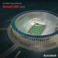 AutoCAD® 2013 - Lynn Allen's Blog