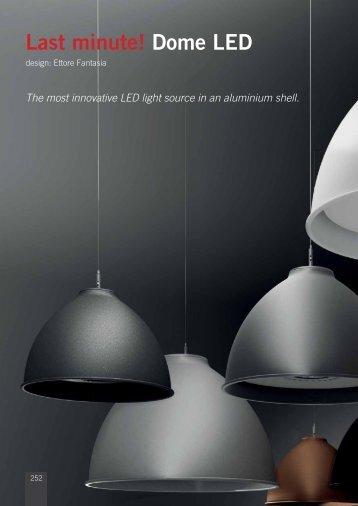 Last minute! Dome LED - Martini