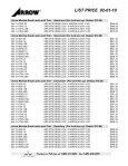 list price 02-01-10 - Akron Hardware - Page 3
