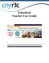 Teachers User Guide