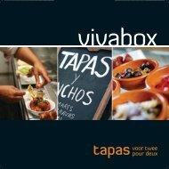 tapas - Vivabox
