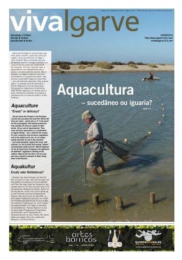 Aquacultura - Associação Portuguesa de Engenharia do Ambiente.