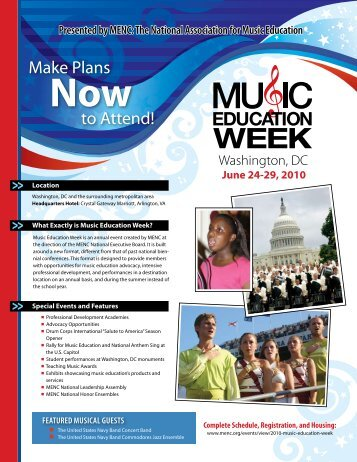 Flyer - Kentucky Music Educators Association