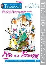 Fêtes de la Tarasque - Tarascon
