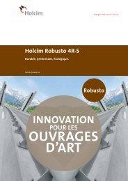ouvRAgeS D'ARt - Holcim Schweiz