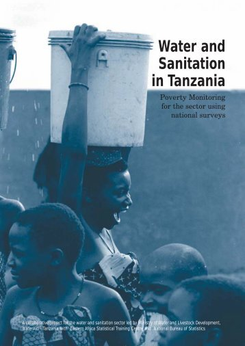 Water and Sanitation in Tanzania - Poverty Monitoring