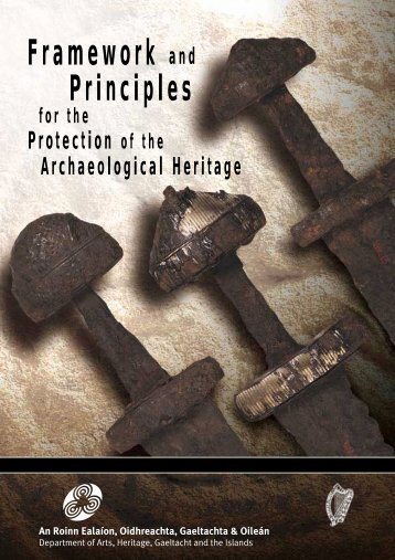 Framework and Principles - National Monuments Service