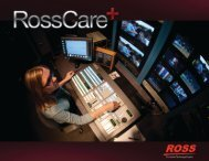 Brochure - Ross Video