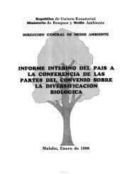Ministerio de Bosques y Medio Ambiente