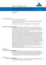 Eltern-Infobroschüre von A-Z - Montessori Vereinigung Nürnberger ...
