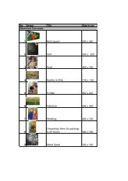 to download a complete stock list - Hayes and Associates
