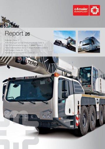 Report 26 - CF Maier