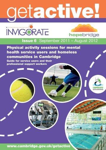getactive! - Cambridge City Council