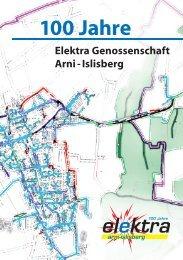 Festprogramm, 1. Oktober 2011 - Elektra-Genossenschaft Arni ...