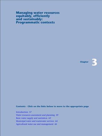 Programmatic contexts
