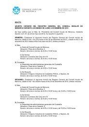 edicte horari registre juny -desembre 2012 CASTELLA