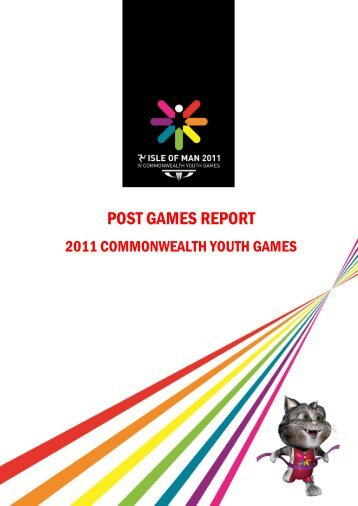Post Games Report - Isle of Man Commonwealth Youth Games 2011