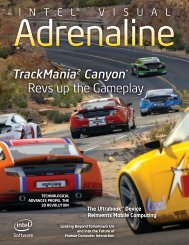 Visual Adrenaline 2010 - Design1Online.com, LLC