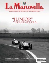 """JUNIOR"" - Automotoclub Storico Italiano"