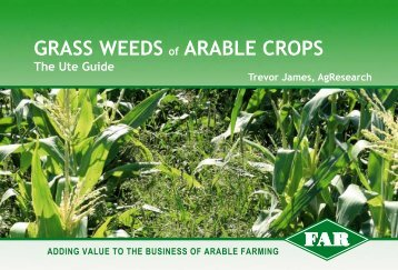 to view PDF...... - Foundation for Arable Research