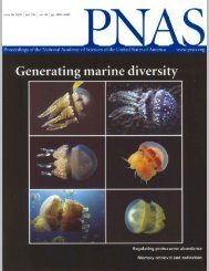 Rapid evolutionary radiation of marine zooplankton - Evolution and ...