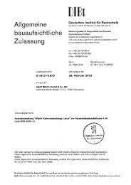 Z-19.17-1673 - Würth