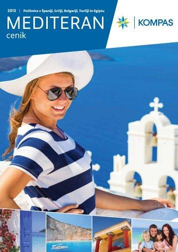 Cenik Mediteran 2013 - Kompas