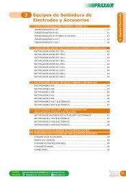 Equipos Soldadura Electrodo - Praxair