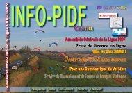 N°44 - Ligue Paris Ile de France de Vol Libre - FFVL