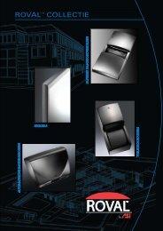 ROVAL™ COLLECTIE - American Specialties, Inc.