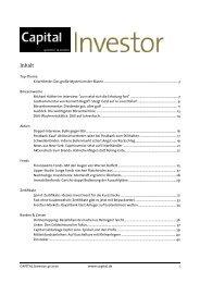 CAPITAL Investor 41/2010