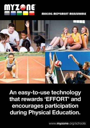 My Zone .pdf - Youth Sport Trust