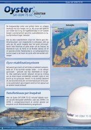 Gyro-stabilisatiesysteem Satellietkeuze per knopdruk - BM-Sat BV