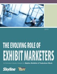 The Evolving Role of Exhibit Marketers - Expoformer.ch