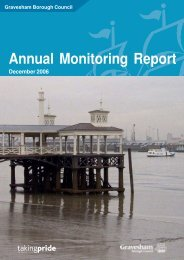 Annual Monitoring Report 2006 - Gravesham Borough Council