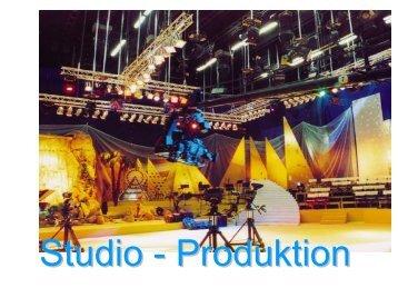 TV - Studio