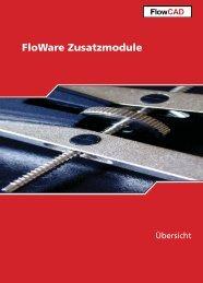 FloWare Zusatzmodule - FlowCAD