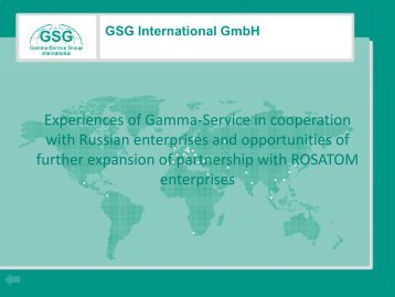 GSG International GmbH