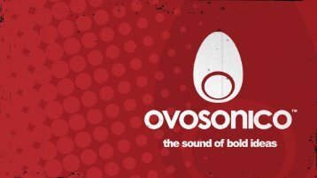 THE SONIC EGG Ovosonico is a game and music production studio ...