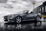 The SL-Class - Mercedes-Benz Magyarország